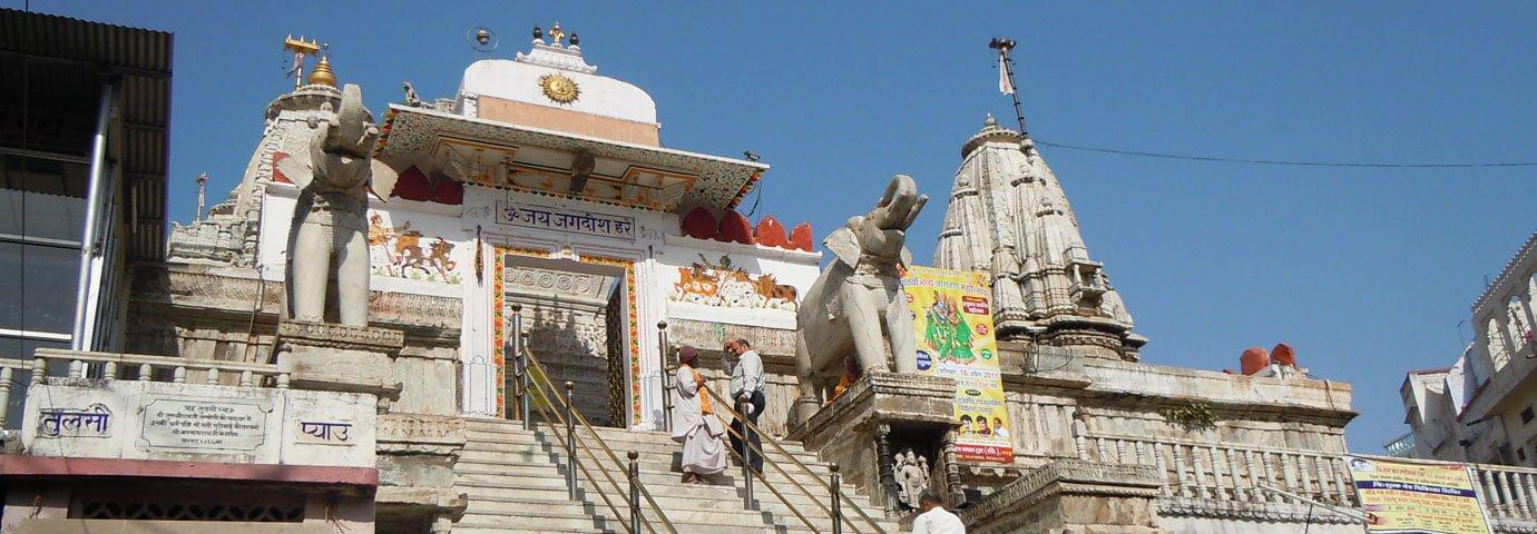 Jagdish Mandir place to visit in Udaipur