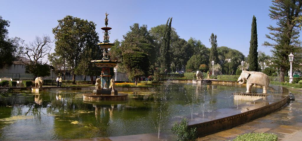 Saheliyon ki Badi  place to visit in Udaipur