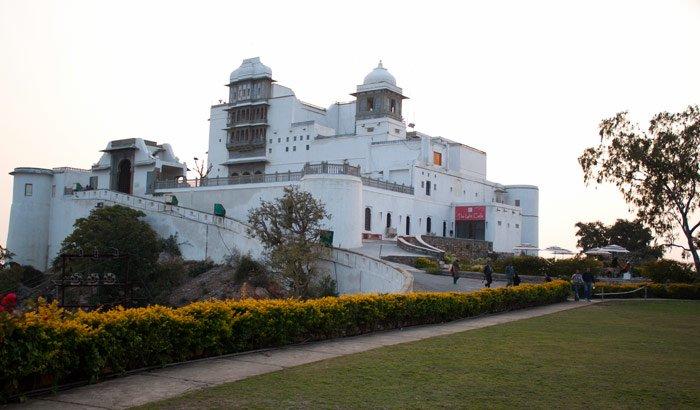 Sajjangadh or Mansun Bhavan Udaipur