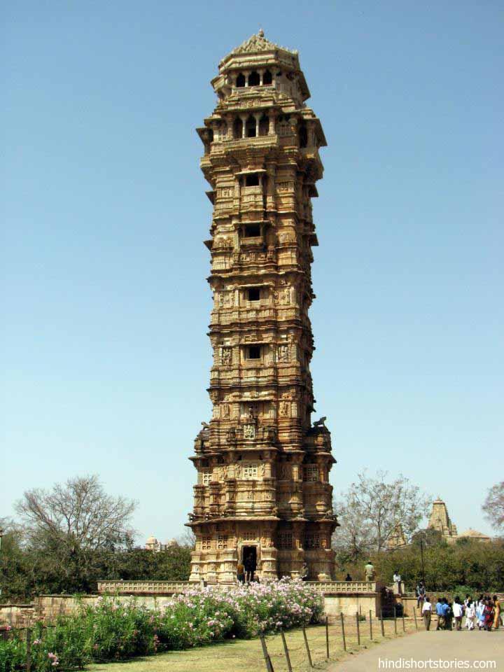 Vijaya Stambha Chittorgarh Fort
