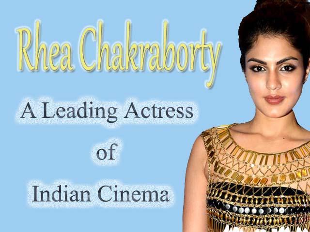 Rhea Chakraborty