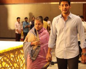 Mahesh Babu Mother