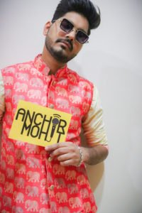 Anchor Mohit